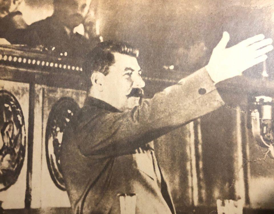 Stalin i Stockholm